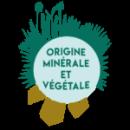 picto origine minérale et végétale