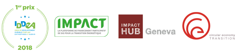 Prix IDDEA 2018 SIG IMPACT IMPACT HUB GENEVA CIRCULAR ECONOMY TRANSITION